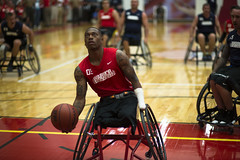 wheelchair sports, disabled sports, sports, basketball moves, team sport, wheelchair basketball, basketball, athlete,