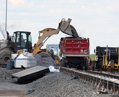 Rockaway Line Work