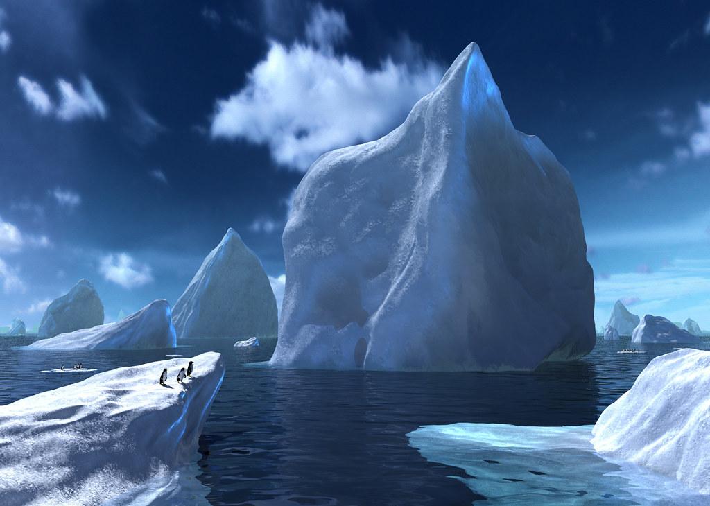 La Antártica y sus soberanías virtuales
