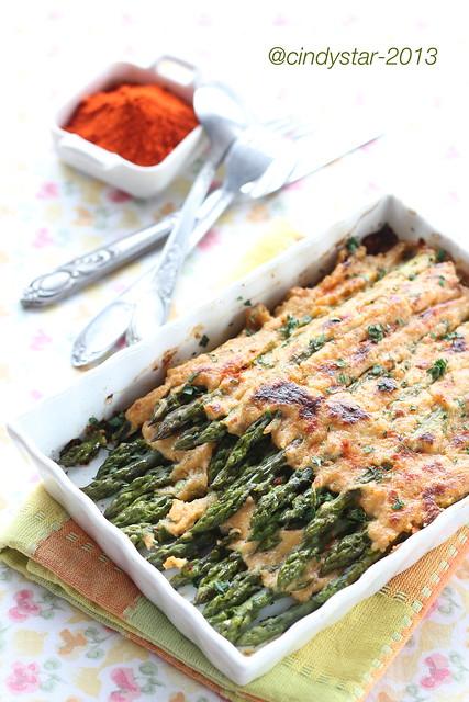 asparagi all'ungherese-hungarian aspargus