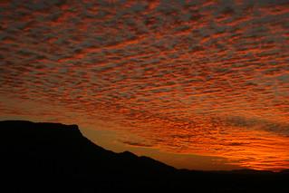 Centralian Sunset