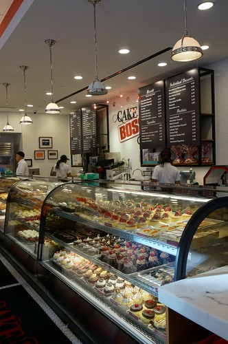 Cake Boss Cafe - Port Auority