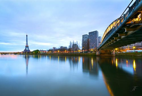 Tour Eiffel & Pont Rouelle