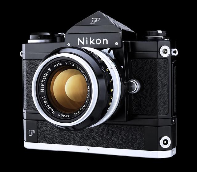 Nikon F | Camerapedia | FANDOM powered by Wikia