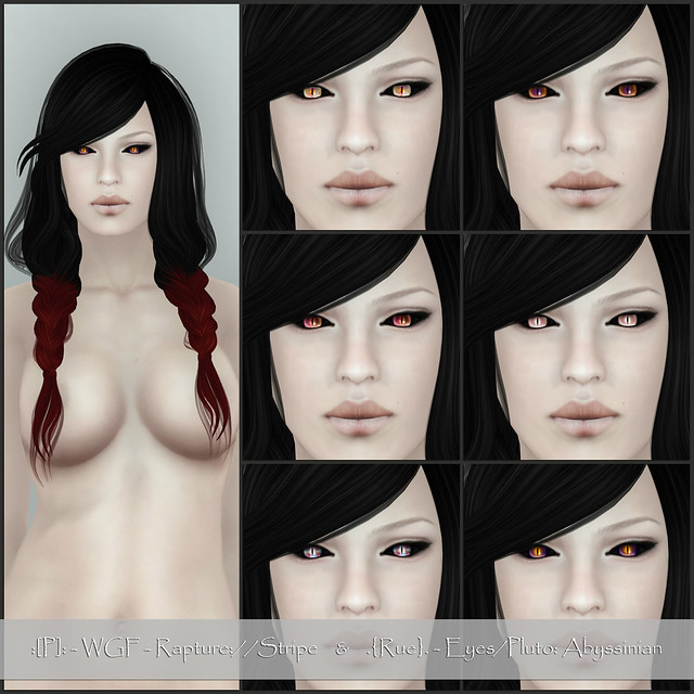 World Goth Fair - Skins & Eyes, Oh My (5)