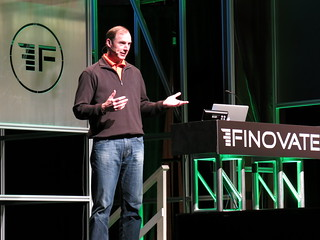 FamZoo's Chief Dad, Bill Dwight, Presenting at FinovateSpring 2013