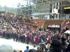 West High Graduation