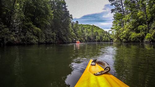 Cascade Lake and Hooker Falls-062