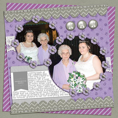 My Wedding - Nan by Lukasmummy