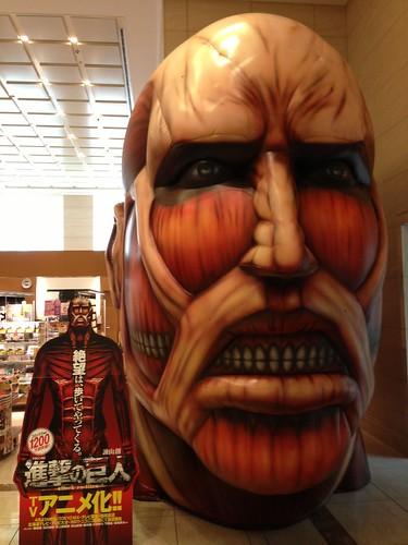130604(2) - 日本漫畫《進撃的巨人》總銷售量正式突破2千萬本,堪稱「講談社」10年來的超級暢銷作!【6日更新】 1