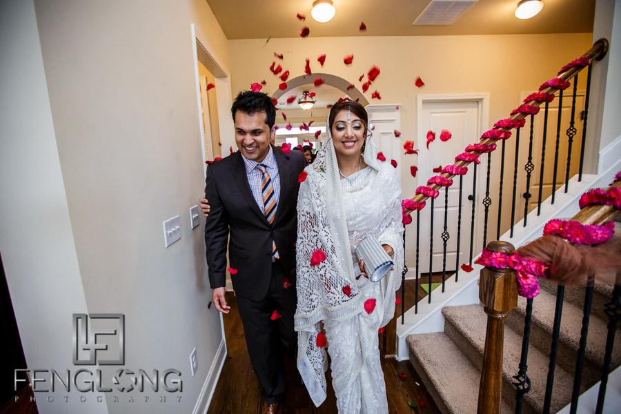 Ismaili wedding Khoba Khobi ceremony