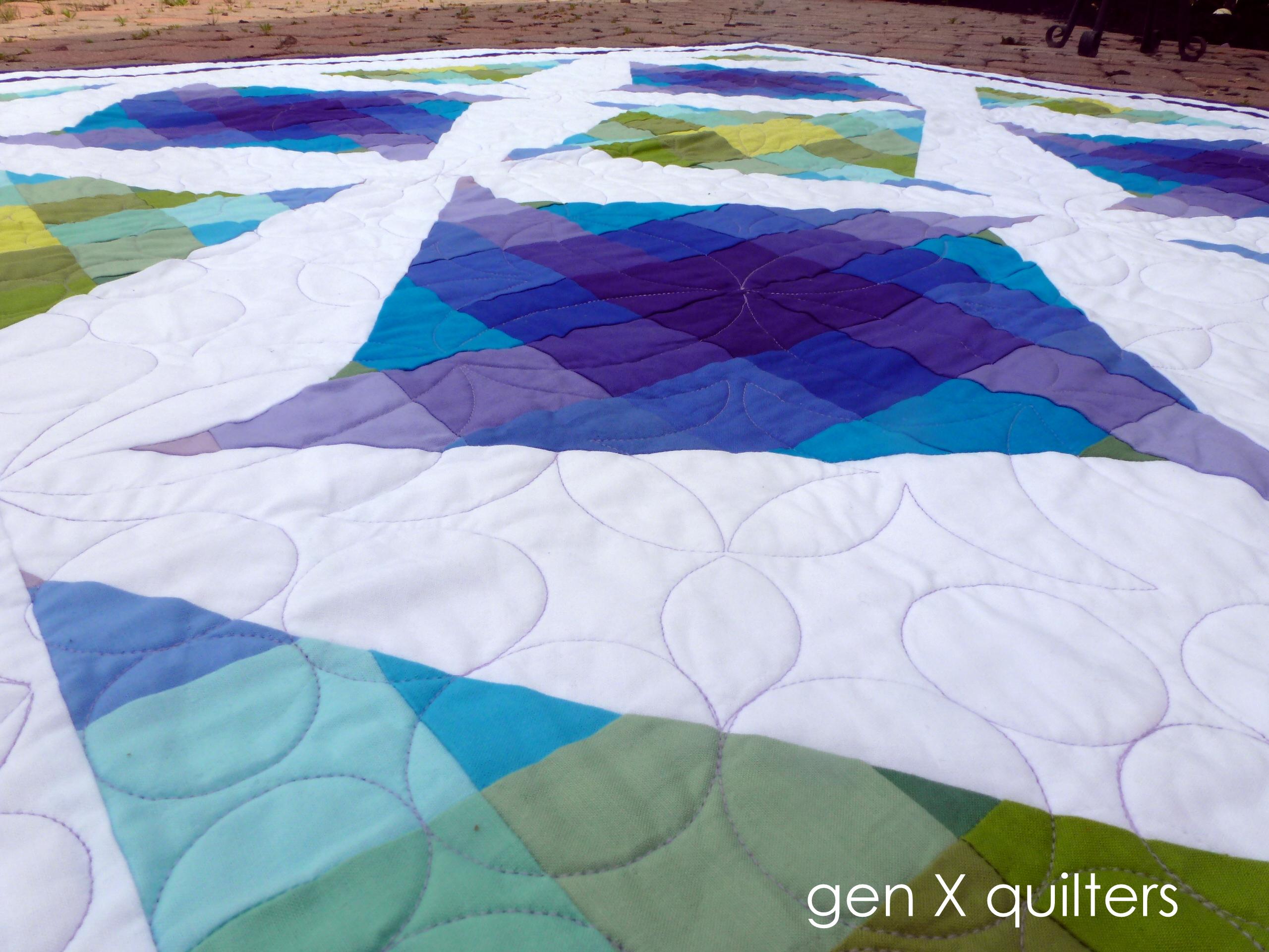 pan Lagoon quilt
