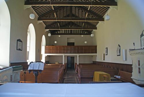 St John the Baptist Church, Hacketstown, County Carlow (1820)