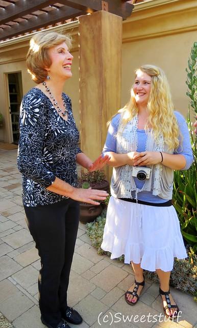 Debra and Katie Christensen
