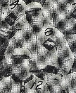 Wood with Arkansas in 1914.