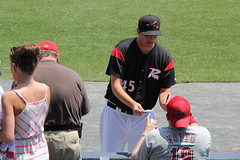 Richmond Flying Squirrels vs. Bowie Baysox