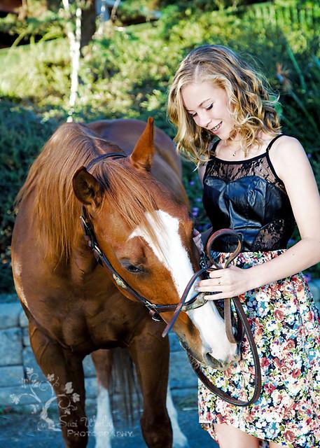 A pretty pony