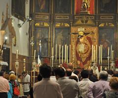Voto de gratitud Cristo de San Agustín