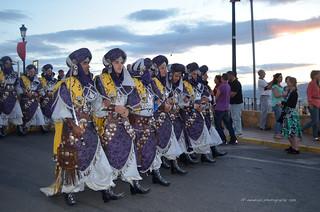 Parada Moros y Cristianos/Cábilas  y cuarteles/  /Mojacar 2013/ Almeria/Spain