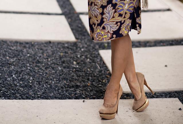#paisley skirt styling