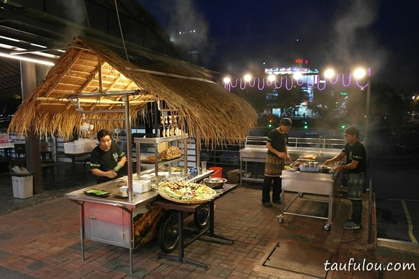 Seafood Ramadan Buffet Bali Hai Kota Damansara I Come I See I
