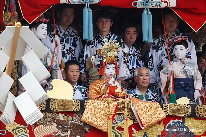 【京都】祇園祭‧山鉾巡行