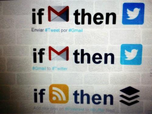 Cómo usar IFTTT y Gmail