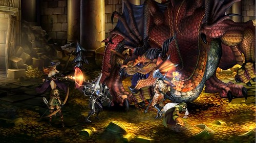 Dragons Crown 01