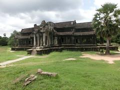 Bibliothek von Angkor Wat
