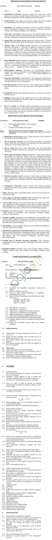 ICSCE CVE-12Telecommunication TechSyllabus 2014