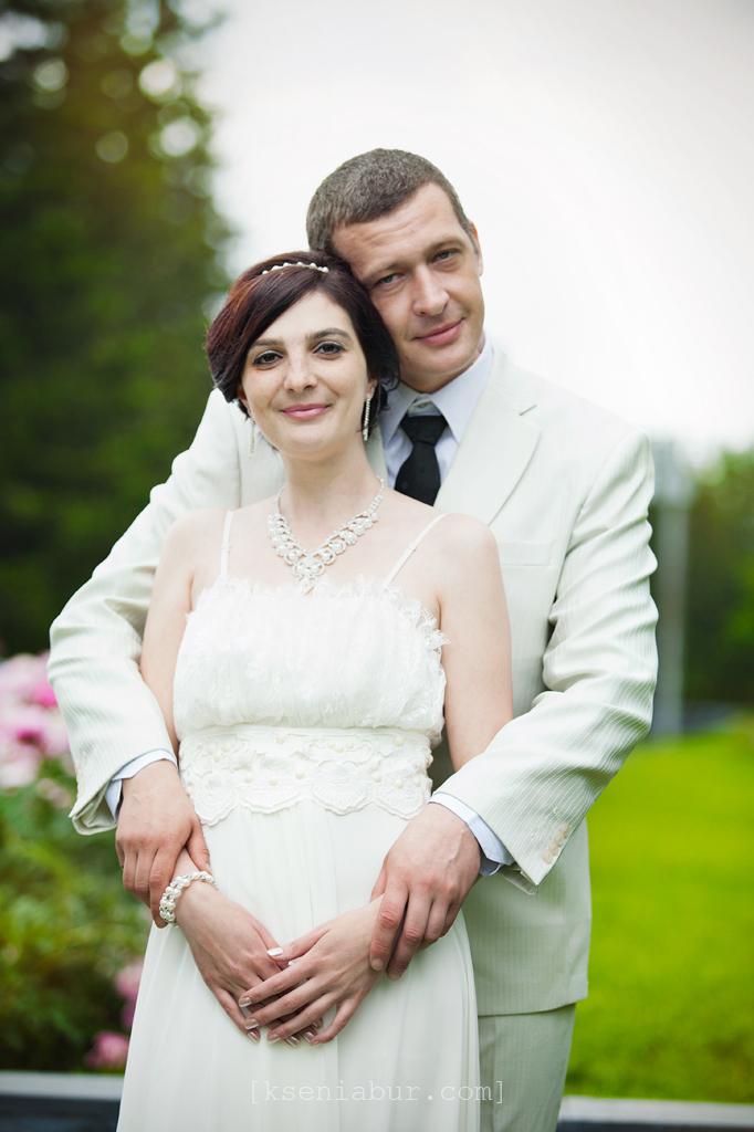 Свадебная прогулка V&A