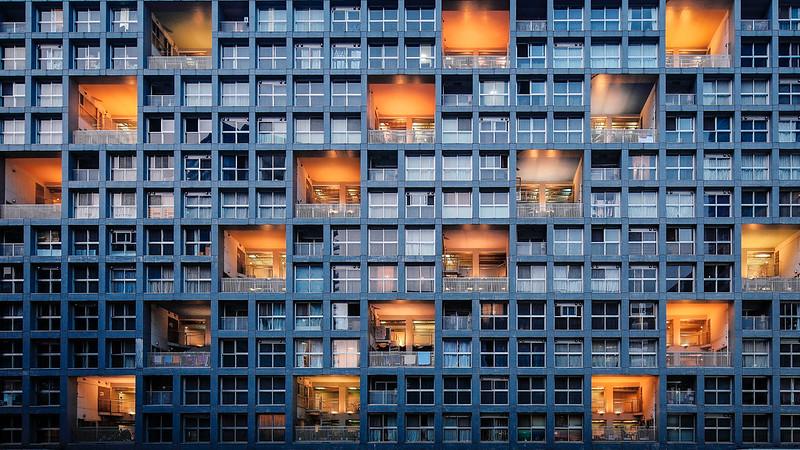 Urban Pattern.