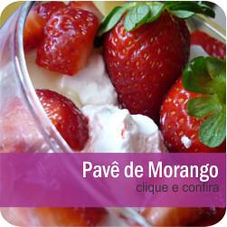 Pavê de Morango
