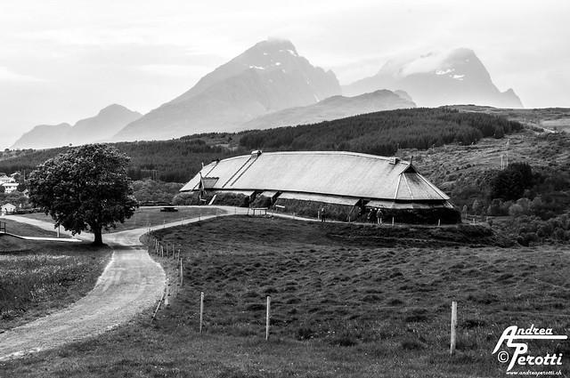 Lofotr Viking Museum, Borg Lofoten