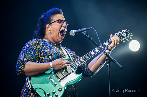 Alabama Shakes by Jorg Roosma