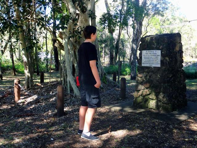 Kal-Ma-Kuta Memorial
