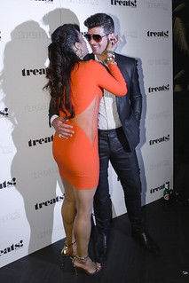 Robin Thicke Blurred Lines  Album Release Party