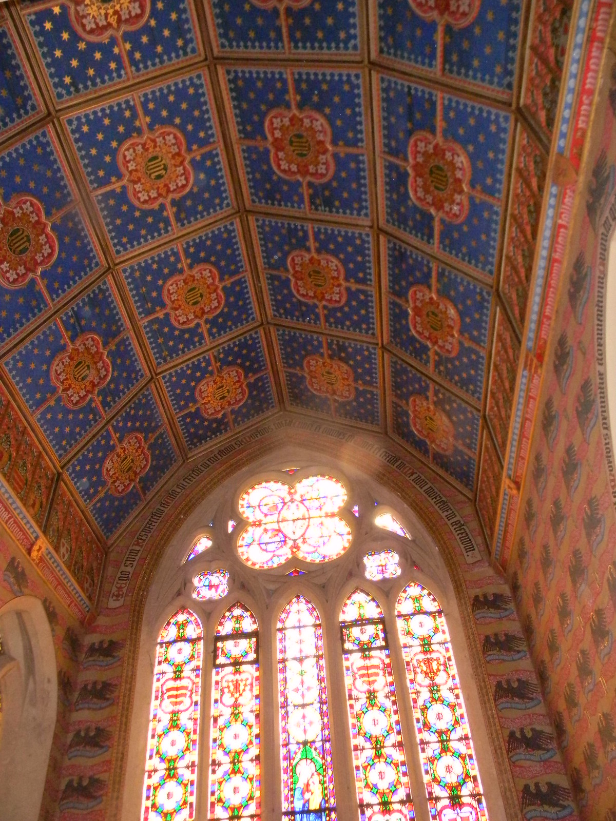 Drummond Chapel, Albury church Guildford Circular via Albury.