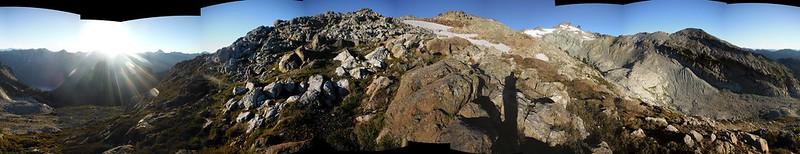 SE Ridge Pano