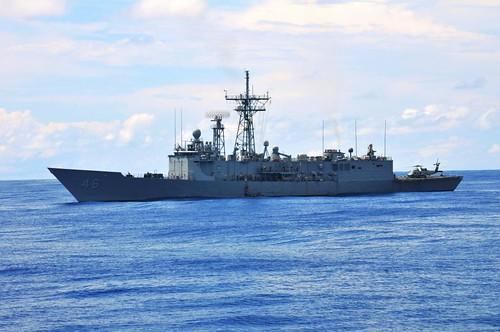 USS Rentz to Decommission after 30 years of service