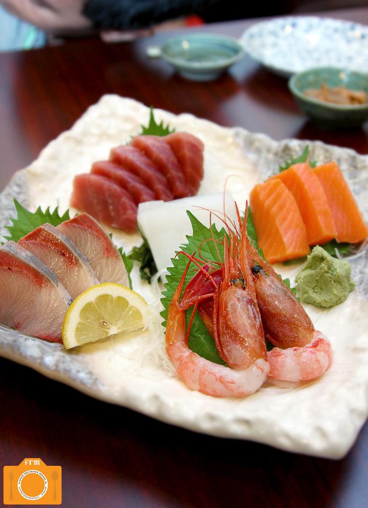 Hanakazu Sashimi Mix