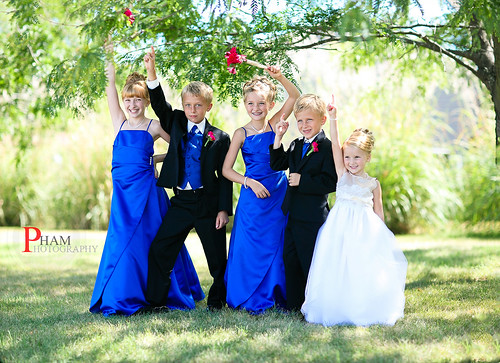 Wedding Disco Kids..
