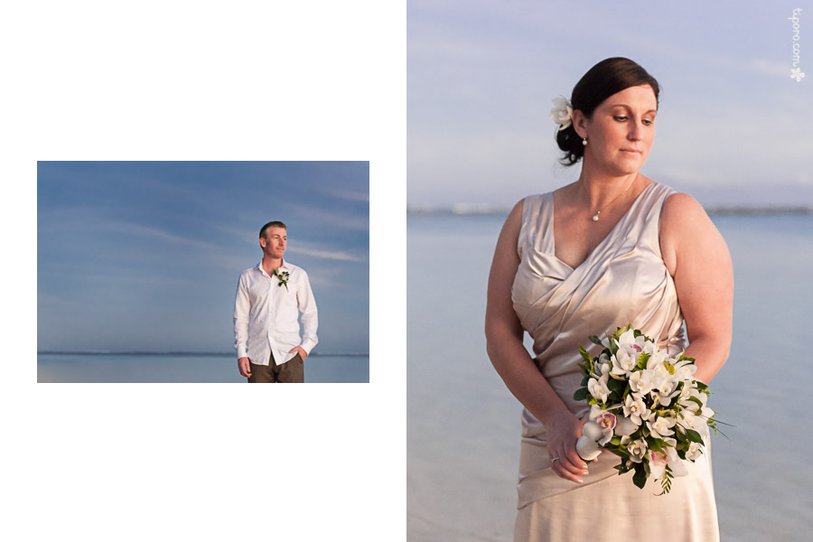 Sunset Portraits. portrait photographer, Cook Islands