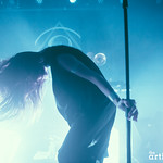Zola Jesus // Saint Vitus Bar by Chad Kamenshine