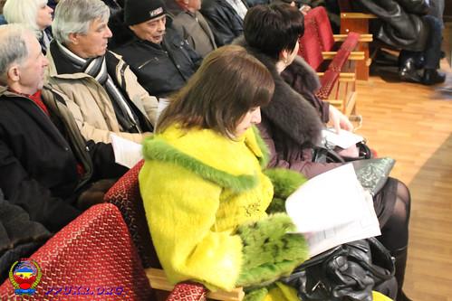 Конференция Светловодской городской организации Партии Пенсионеров Украины 28 января 2014 г. (3)