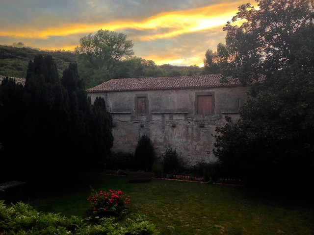 Languedoc Sunset
