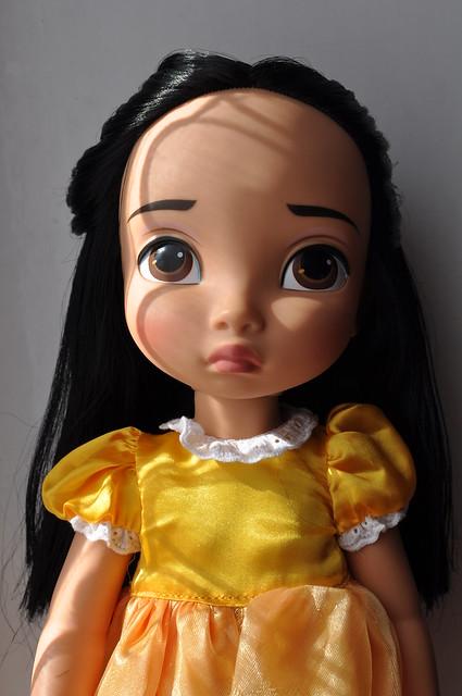 Pocahontas is Belle