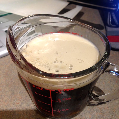 Homebrewed Beer
