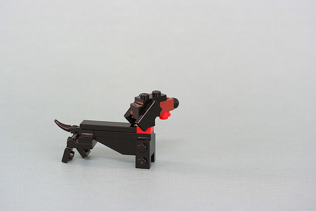 Michael the Dachshund 02