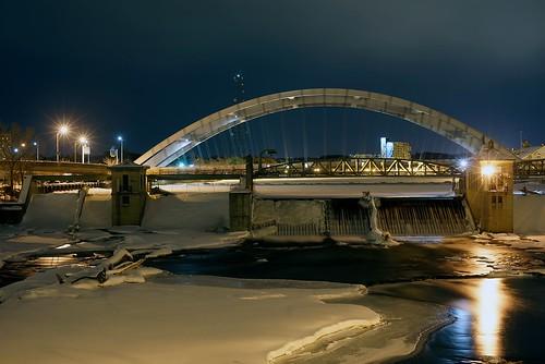 Freddie-Sue Bridge